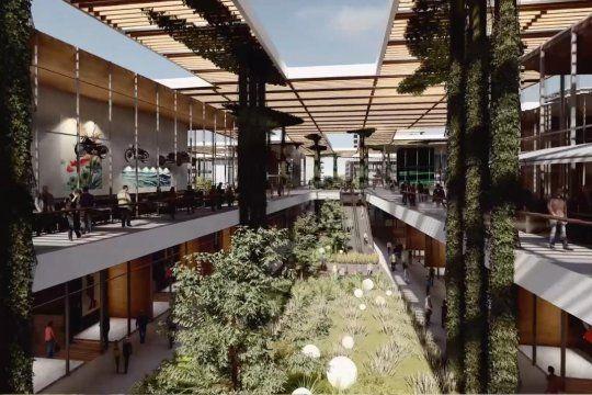 Así será el nuevo mega shopping de La Plata