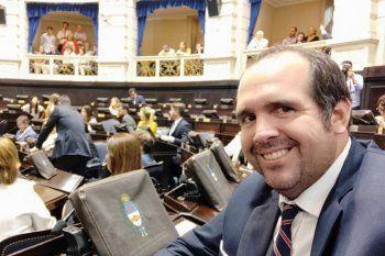 El diputado de Juntos por el Cambio, Luciano Bugallo, reivindicó el Operativo Independencia.