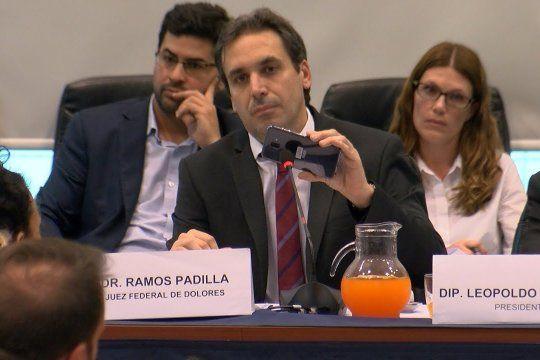 El juez Alejo Ramos Padilla desmintió a la Coalición Cívica