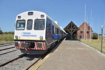 El servicio de tren a Pinamar espera volver pronto tras cuatro años de abandono.