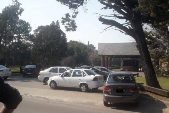 remiseros y taxistas protestaron contra las apps y la competencia ilegal