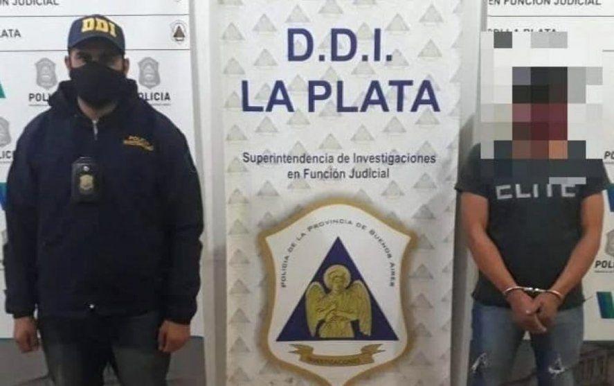La Plata: detienen después de 6 años a un hombre acusado de abusar a una adolescente