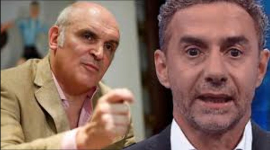 Luis Majul en modo candidato: No quiero debatir con Espert