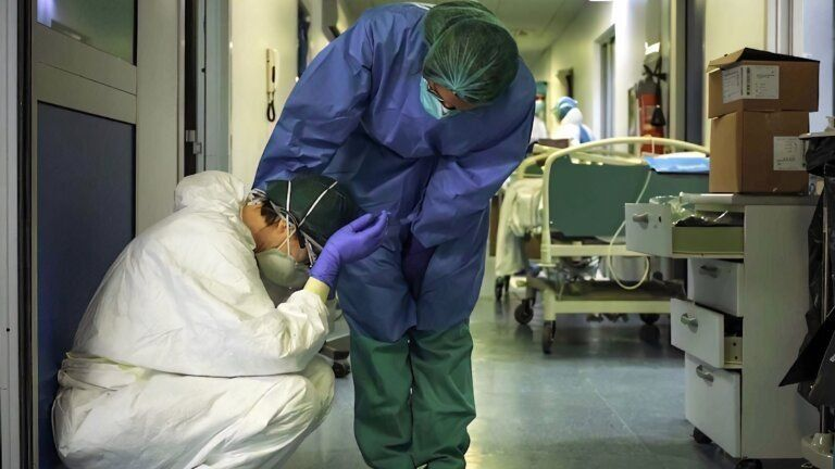 Bahía Blanca cerca del colapso sanitario por coronavirus