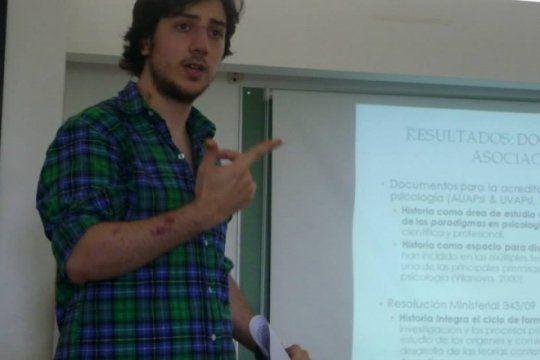 orgullo marplatense: un investigador sera premiado en espana por sus estudios sobre psicologia