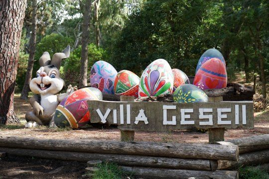 Semana Santa: Villa Gesell organiza un evento al aire libre en el Pinar
