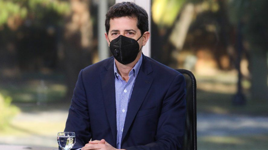 Wado de Pedro apuntó contra el ex presidente Macri