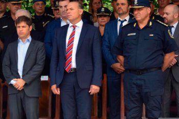 Sergio Berni no renunciaría al Ministerio de Seguridad, a menos que se lo pida Axel Kicillof.