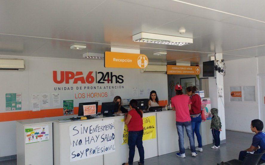 La Plata: piden seguridad en el UPA de Los Hornos tras violento episodio protagonizado por un policía