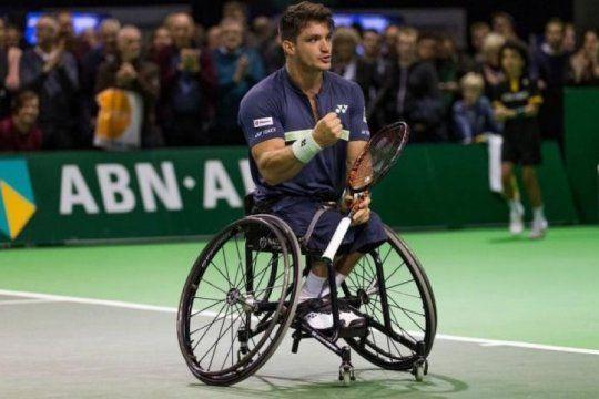 insolito: le extraviaron la silla de ruedas y peligra su participacion en el abierto de australia