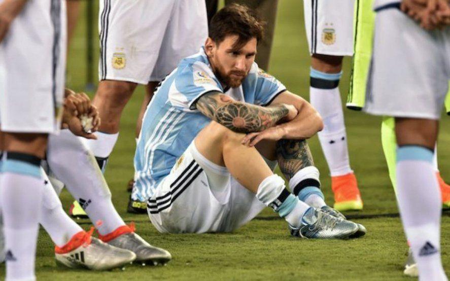 Del dolor a la comprensión: Messi habló sobre la suspensión de la Copa América