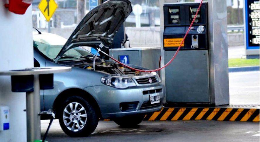 Cortan el suministro de gas a industrias y estaciones GNC