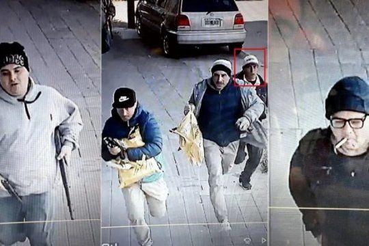 robo al blindado: se nego a declarar el segundo detenido y confirman que su hermano es uno de los profugos