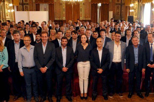 ganadores y perdedores: asi repartira vidal la coparticipacion a los 135 municipios bonaerenses