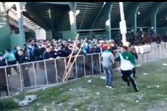 la otra cara del discurso de aprevide: caos y violencia policial en banfield