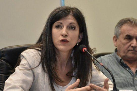 Apareció otro audio de Fernanda Vallejos criticando al presidente