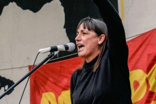La diputada nacional del Frente de Izquierda, Romina Del Plá, sostuvo que el aporte solidario del FdT es una estafa.