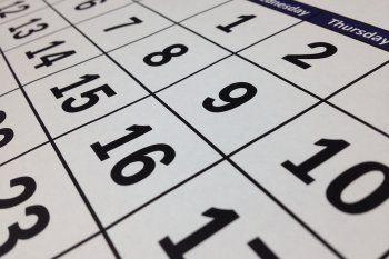 Falta poco más de un mes para un nuevo fin de semana largo