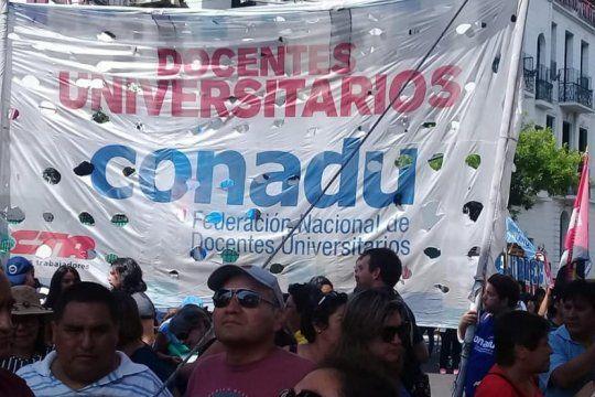 docentes universitarios realizaran un paro de 72 horas en reclamo de recomposicion salarial