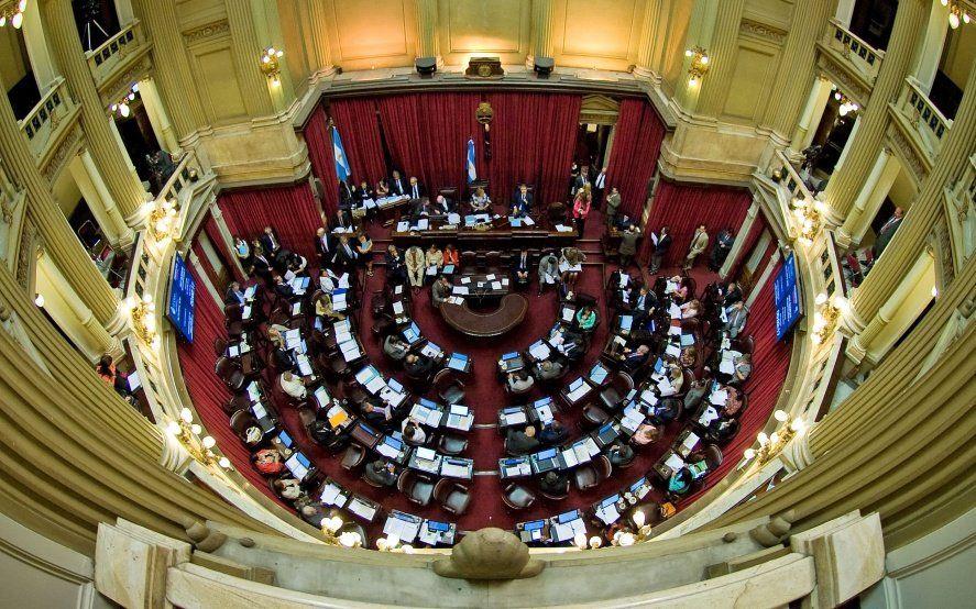 El Senado aprobó el financiamiento de las campañas electorales
