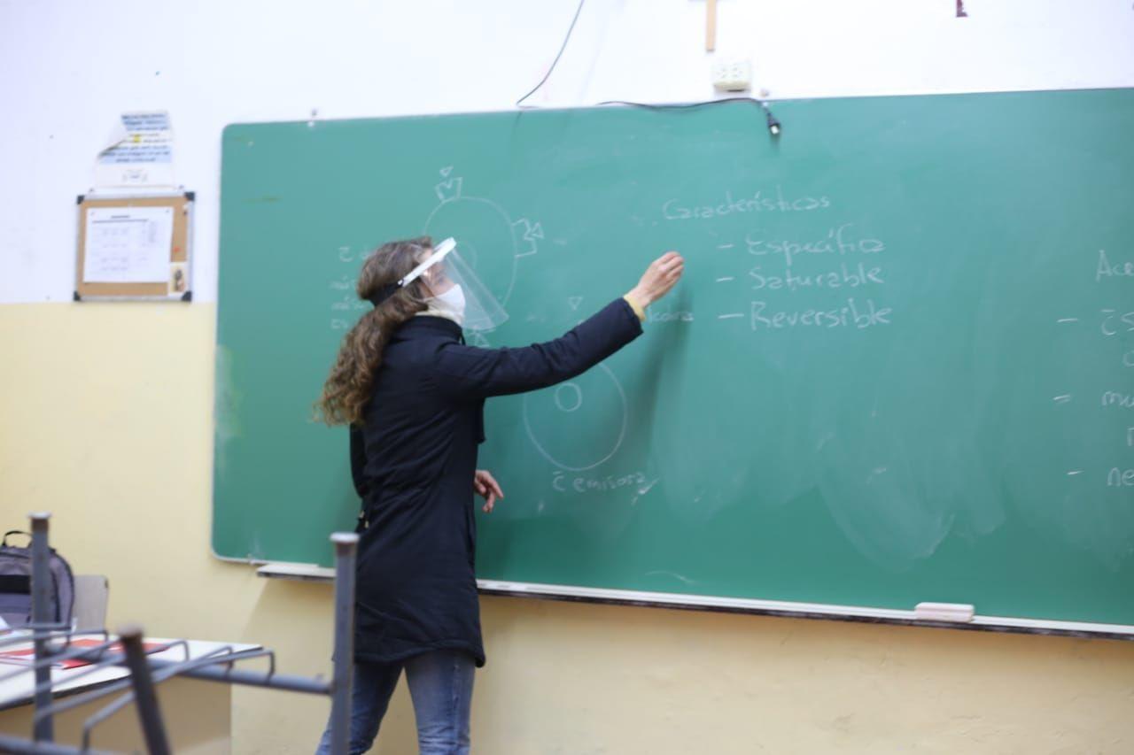 Las docentes bonaerenses deberán volver a las aulas
