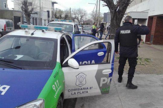 El ataque fue en 58 entre 22 y 23 de La Plata y un rugbier fue baleado