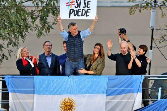 macri dijo sentirse orgulloso por la marcha anti cuarentena