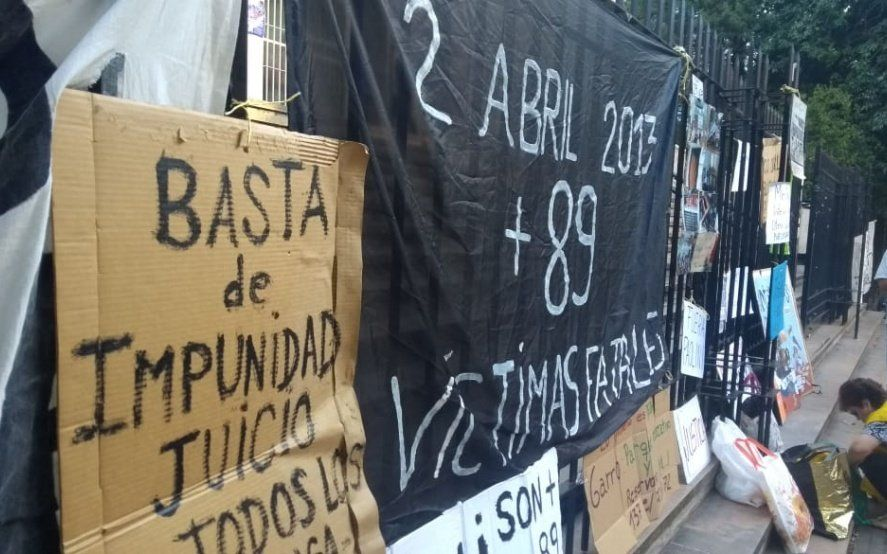 Juicio por la inundación de La Plata: el único imputado pagará una multa y se terminó el debate