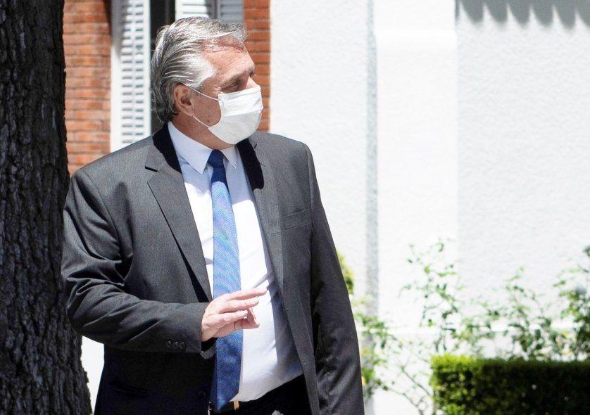 El presidente Alberto Fernández visitará hoy una empresa metalúrgica en la ciudad bonaerense de Baradero