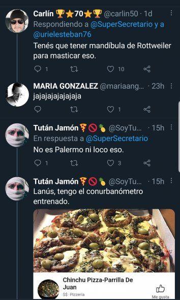 Los comentarios que provocó la pizza de chinchulines van más alla de si es digna de Palermo o del conurbano, también alude a cierta y probable dificultad en su ingesta