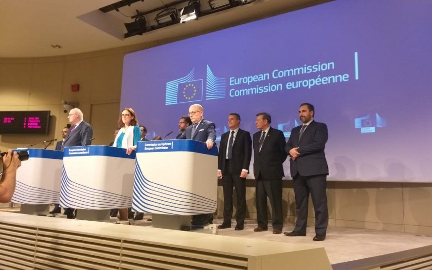 Los productos agroindustriales, los grandes ganadores del acuerdo firmado entreUnión Europea y Mercosur