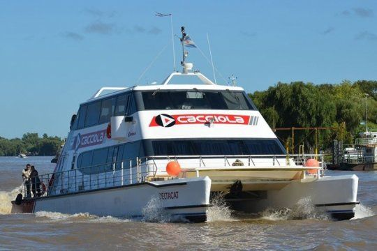 cerro una tradicional empresa de transporte fluvial y dejo a 40 nuevos desempleados