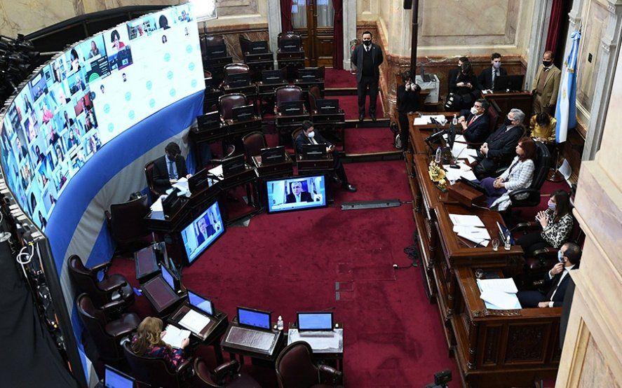 Reforma Judicial: hay dictamen y se debatirá en el Senado la semana que viene