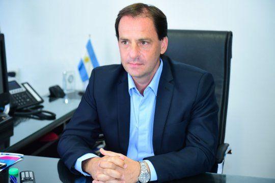 Ariel Sujarchuk fue internado tras dar coronavirus positivo