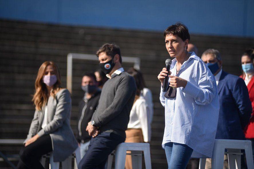 Mayra Mendoza no le dejo pasar las críticas a Horacio Rodríguez Larreta