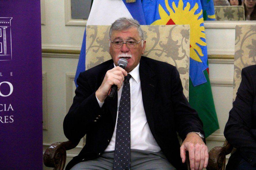 Dirigentes políticos expresaron su dolor por el fallecimiento del radical Horacio López
