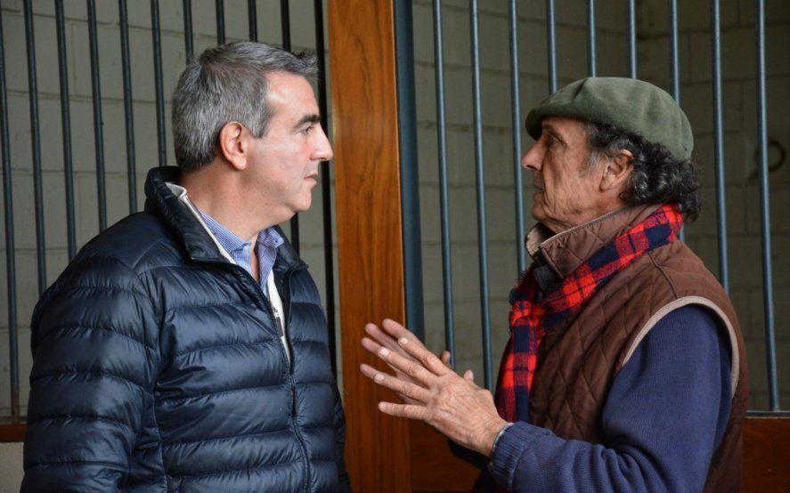 Durañona desafía a un debate público a dos ministros de Vidal por las obras del Río Areco