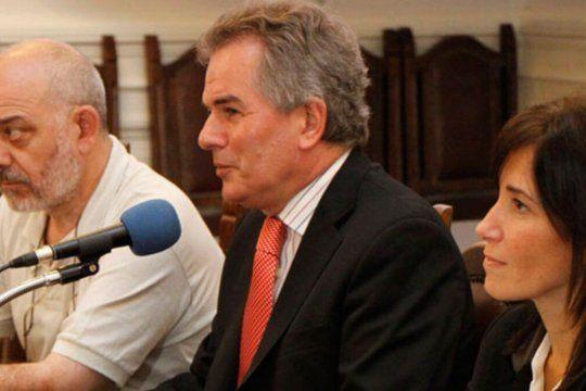 Héctor Gay, intendente de Bahía Blanca.
