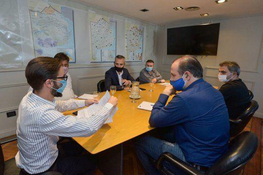 Autoridades Provinciales anunciaron obras para que ya no falte agua en Bahía Blanca