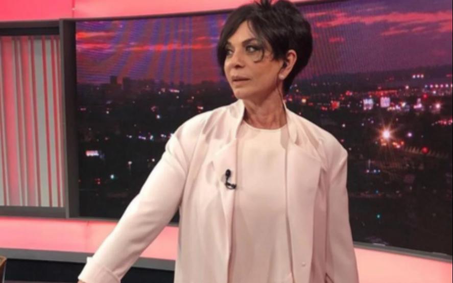 Después de su salida de América, Mónica Gutiérrez reemplazaría a Mariana Fabbiani en canal 13