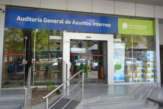 Asuntos Internos aprehendió a tres policías en La Plata