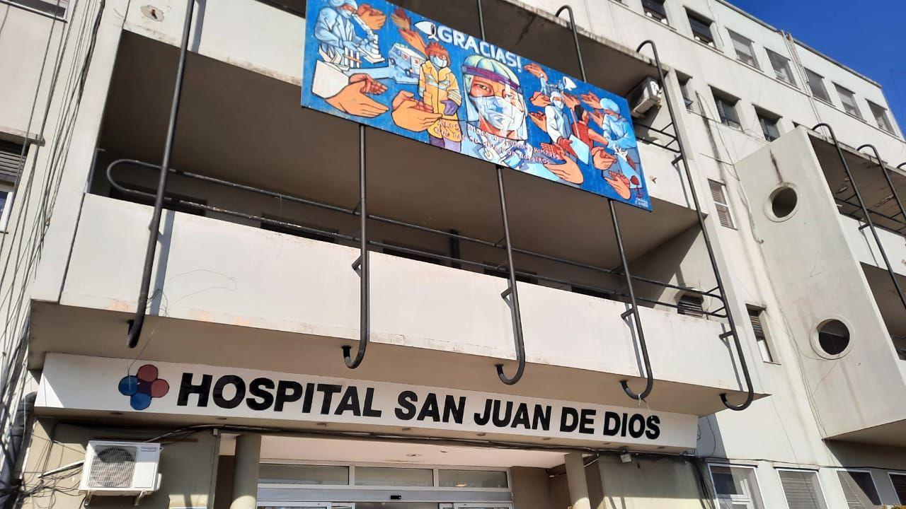 El hospital San Juan de Dios lleva más de dos días sin nuevos internados por coronavirus