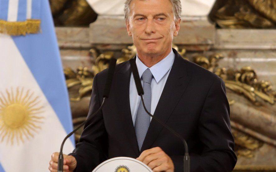 Tras la confirmación de la candidatura de CFK, Macri dijo: El país que nos dejaron no tenía futuro
