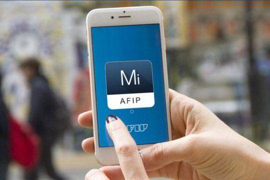 afip no dara de baja de oficio a los monotributistas por falta de pago en mayo