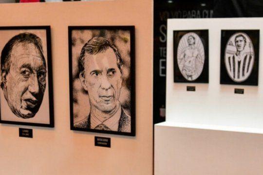 mira las mejores imagenes del homenaje a bilardo en su cumpleanos