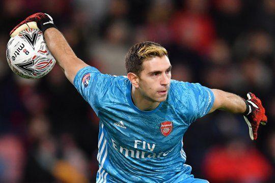 La increíble historia de Martínez: Espero 6 préstamos y 10 años para ser titular en Arsenal, hoy es el arquero argentino m´ñas caro de la historia.