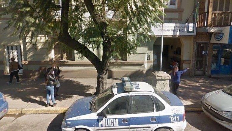 Merlo: dos presos limaron barrotes y se fugaron de la comisaría Primera