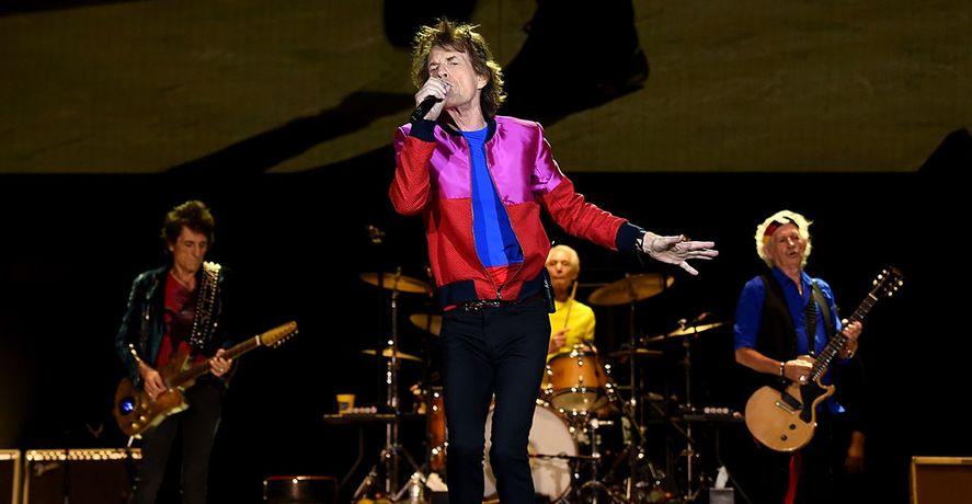 """Es un disco que los Stones armaron con algunos temas que habían tocado en vivo en Buenos Aires, por ese motivo querían que en esas notas, haya prensa Argentina"""", relató Diego Angeli."""
