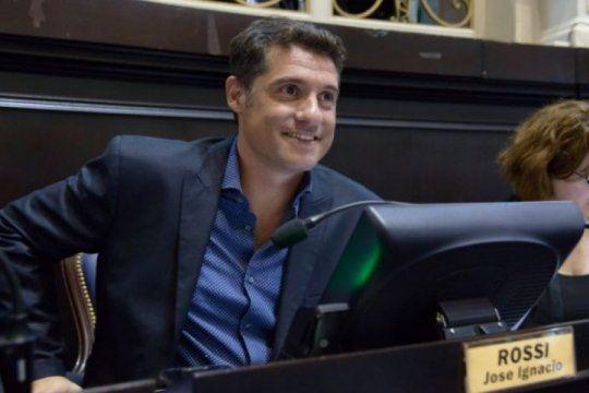 lezama: el intendente cruzo al diputado rossi, quien se habria negado a un control policial