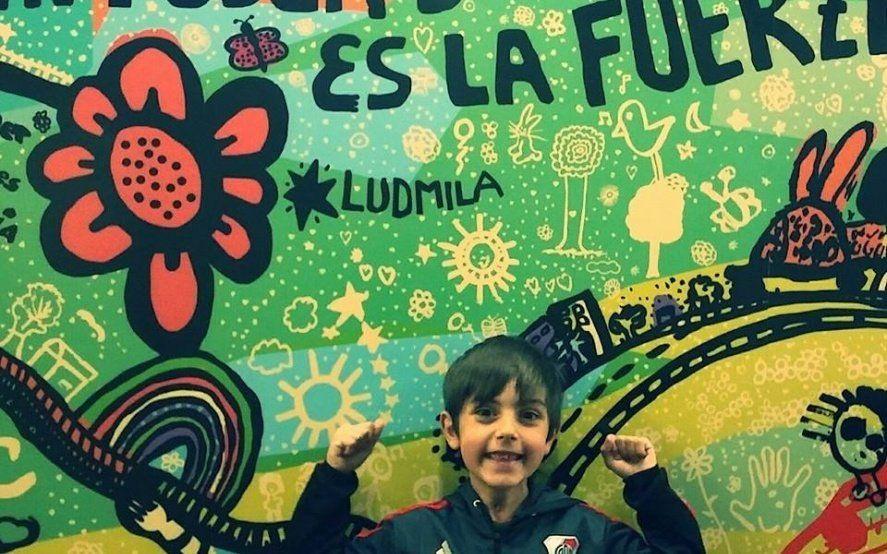 Todos por Bruno: tiene 10 años, padece de cáncer de tiroides y necesita ayuda para su tratamiento
